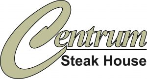 logo centrum steak house